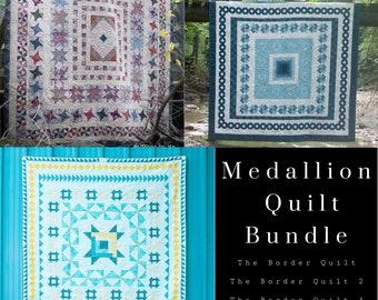 The Medallion Quilt Series Bundle - PDF