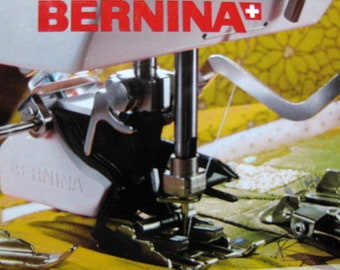 The 930 made when bernina was First Stretch