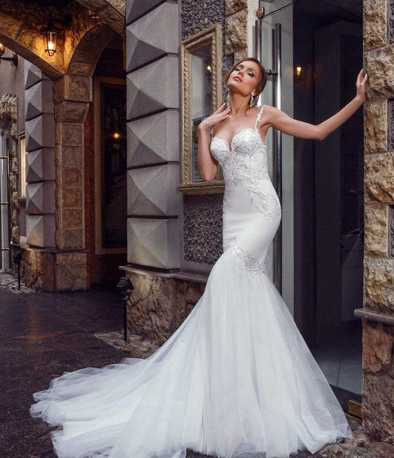 Sexy Wedding Dress Marinella Wedding Dress Sexy Wedding Dresses Sexy Bridal Gown Sexy Bridal Gowns Sexy Gown Sexy Dress