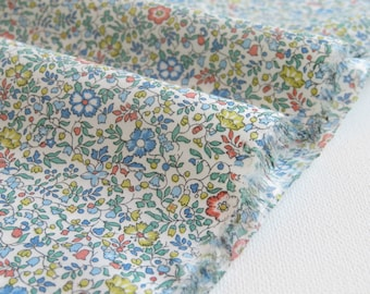 Male  child  baby Double Butterfly knot Fabric Liberty Katie and Millie D beige