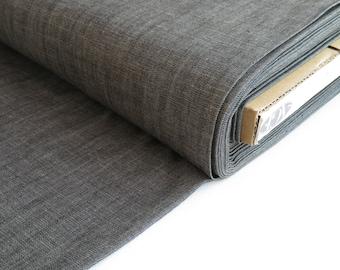 "Wicked Sky from Denim Studio Art Gallery Fabrics 58"" Wide   80/20 Cotton/Polyester   DEN-S-2000 Black/Dark Gray"