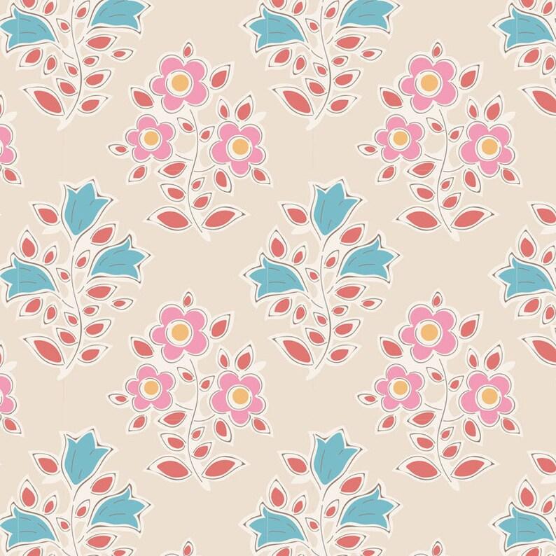 Tilda Tiny Farm Autumn 2020 TIL110009 Rosehip Farm Flowers Rosehip