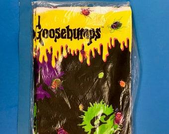 goosebumps tablecloth