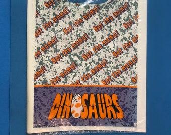 8 dinosaurs (1994) loot bags