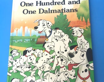 One hundred  and one Dalmatian childrens book