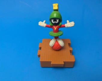 marvin Martian Space Happy Meal Toy