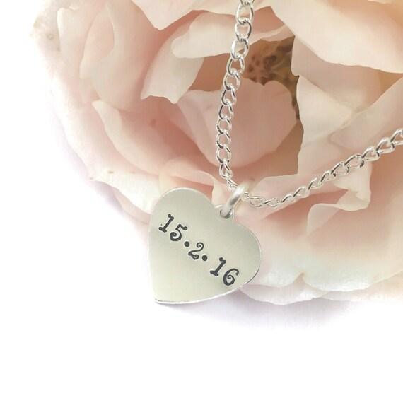 "Personalised Gift Steel Necklace gem SET 18/""Nameplate Necklace gold NICOLA"