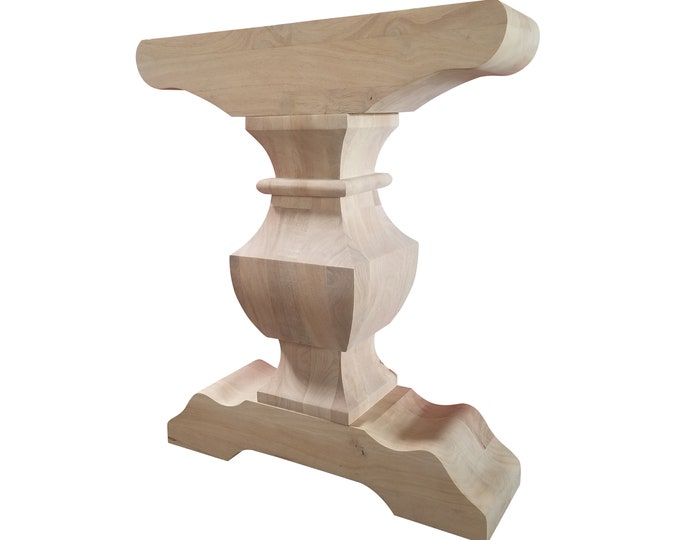Trestle Table Pedestal Base (P02)