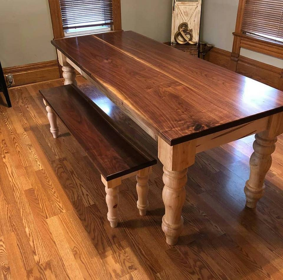 Wooden Dining Bench 30