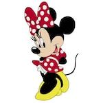 minnie mouse disney machine embroidery design, design for kids, fill embroidery design, instant download