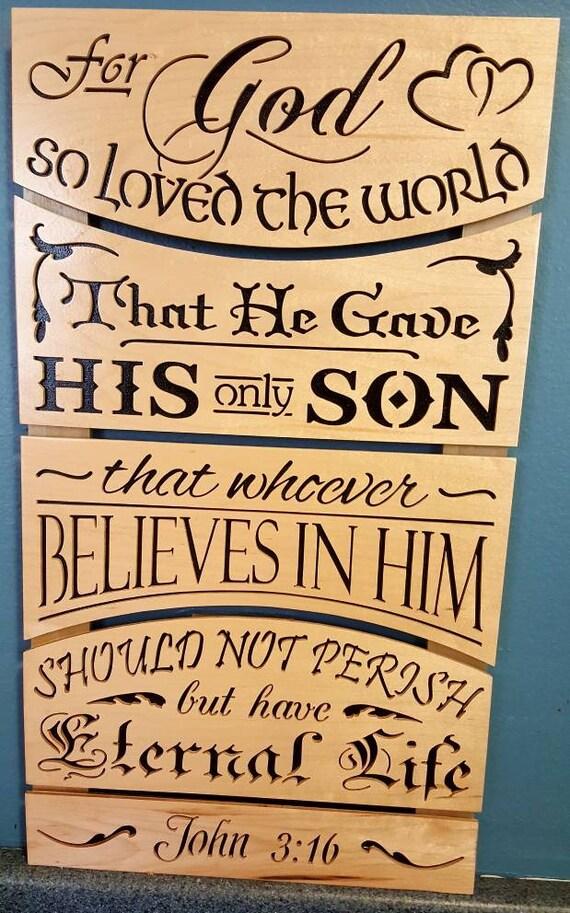 Outstanding Bible Verse Wall Art Elaboration - Wall Art Design ...
