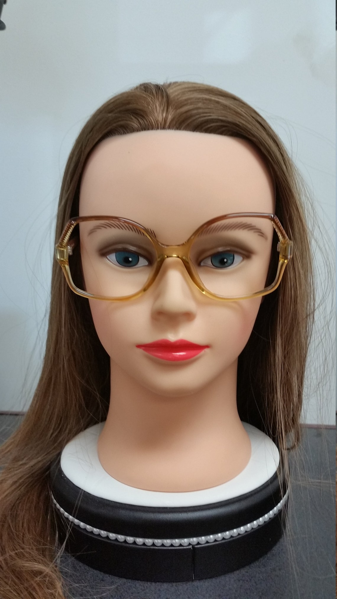 1970s ViennaLine Eyeglasses Frame by Optyl;  Beautiful Frame is in Excellent Condition; Rx-able; No Lenses; Made in Germany; True Vintage