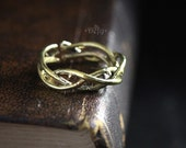 Thorn Crown Ring by Defy - Unique Original Design Jewelry