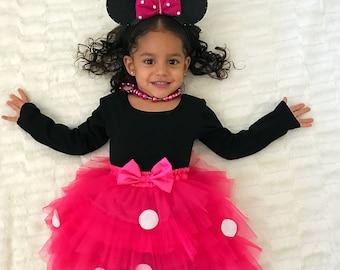 Swarovski Minnie Mouse Minnie Mouse outfitMinnie Mouse birthday outfitMinnie Mouse birthday tutuHalloween Minnie mouse costumetoddler  sc 1 st  Etsy & Minnie mouse costume toddler | Etsy