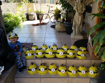 Minion party hats