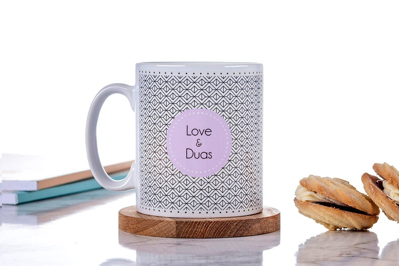 Love & Duas Mug - MG32