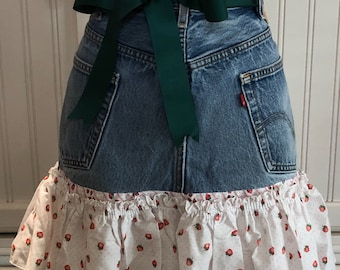 Half Aprons Denim