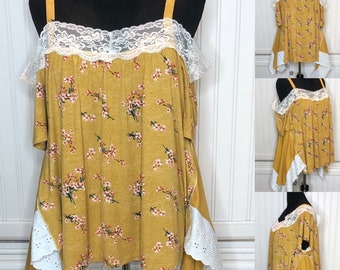 Altered couture Tunics