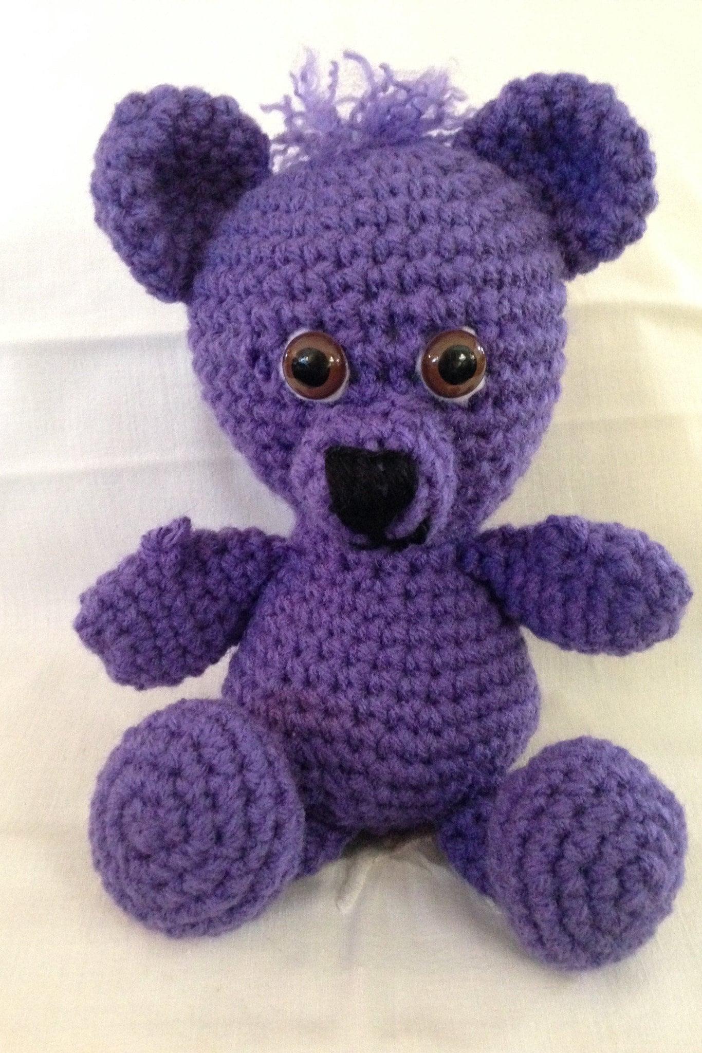 15 Crochet Teddy Bear Patterns | 2049x1366