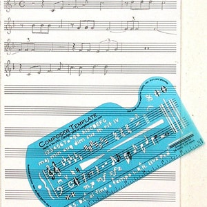 Clear Grip 2-pack Music Stand Page Holder