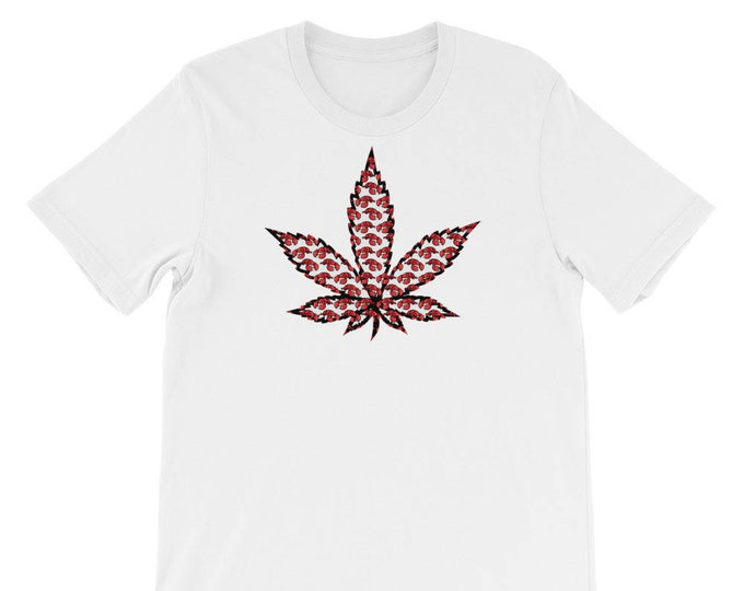 Lobster Pot Leaf T-Shirt