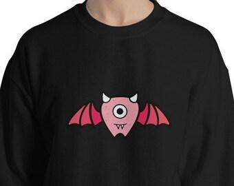 Winged Cyclops Unisex Sweatshirt