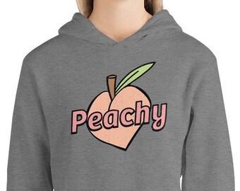 Peachy Unisex Hoodie