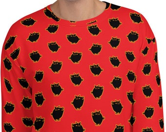 Prosperity Pig Unisex Sweatshirt