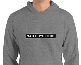 Sad Boys Club Unisex Hoodie