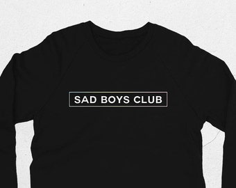 Sad Boys Club Sweatshirt