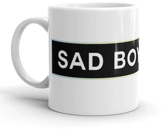 Sad Boys Club Mug