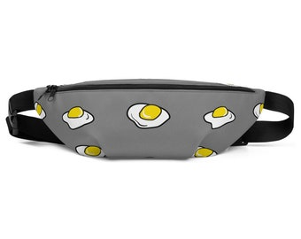 Fried Egg Fanny Pack