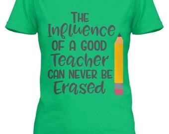 Teacher Influence Tee