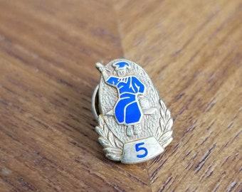Tiny Graduate Pin - 5
