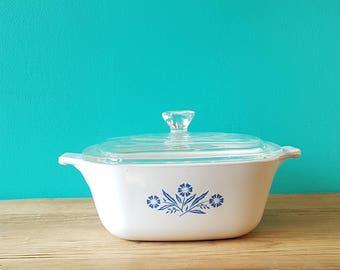 Corningware Casserole Dish - 6 Cup - Blue Cornflower
