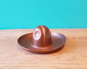 Frank Stollery Commemorative Copper Hat - Stollery's Mensware Toronto