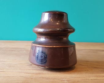 CP Brown Ceramic Insulator