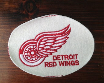 Detroit Red Wings Team Logo Patch