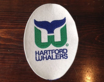 Hartford Whalers NHL Patch