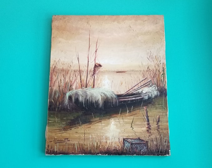 Original Oil Painting