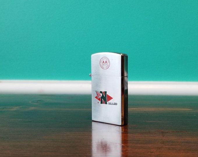 Vintage Advertising Lighter - Japan