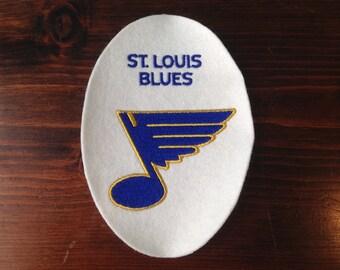 St. Louis Blues Team Patch
