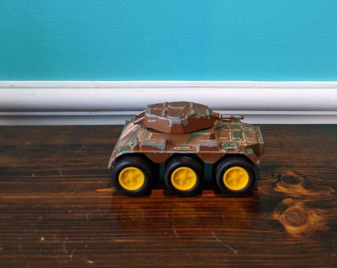 Tootsie Toys - Armored Car Mark 2