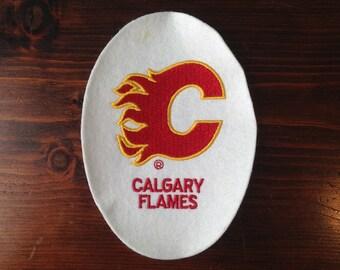 Calgary Flames Team Logo Patch