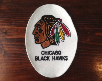 Chicago Blackhawks Team Logo Patch