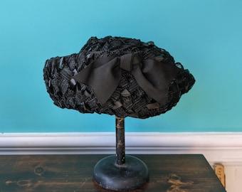 1950's Summer Morning Hat