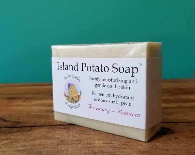 Island Potato Soap Co - Rosemary Soap