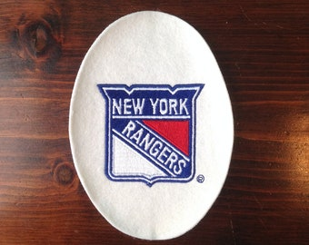 New York Rangers Team Logo Patch