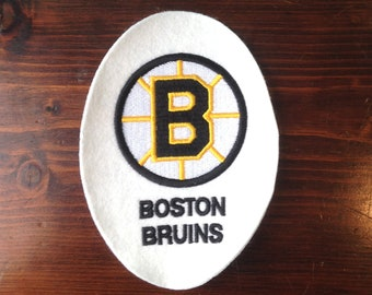 Boston Bruins Team Logo Patch