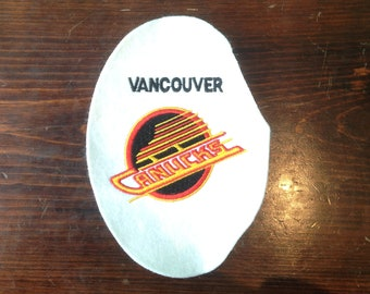 Vancouver Canucks Team Logo Patch